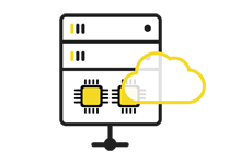 Easy Cloud Server Seeweb logo
